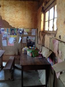 Photo of The Special Education Classroom at Kabanga